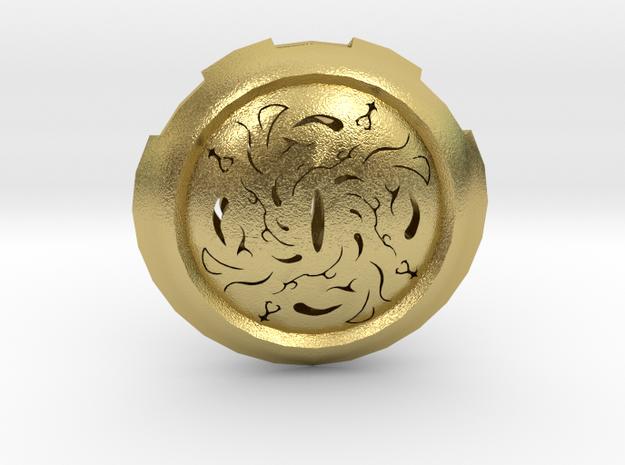 Hollow Eye Medallion