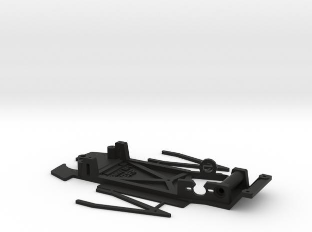 Chasis para M1 de FLY bancada integrada in Black Natural Versatile Plastic