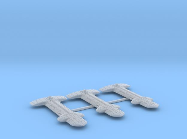 Terran (TFN) Cruiser Datagroup in Smooth Fine Detail Plastic