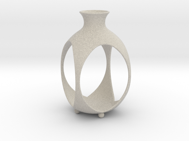 Tea Light Lantern | Vase