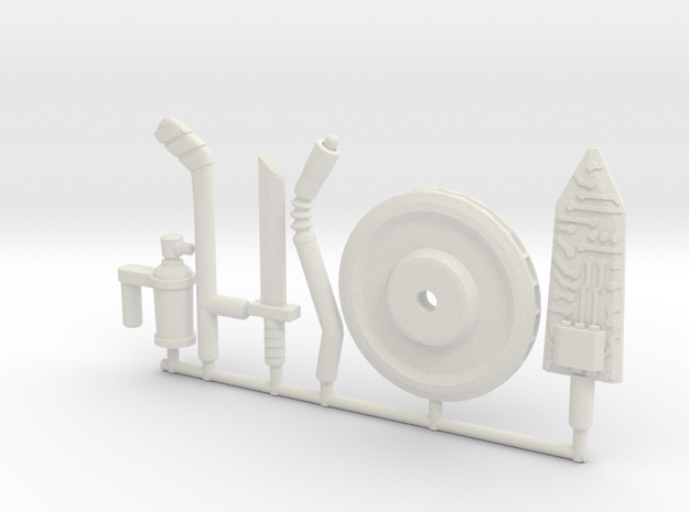 BotBots Weapons Pack (Multisize)