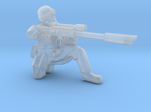 STEEL LEGION SNIPER 2 in Smoothest Fine Detail Plastic