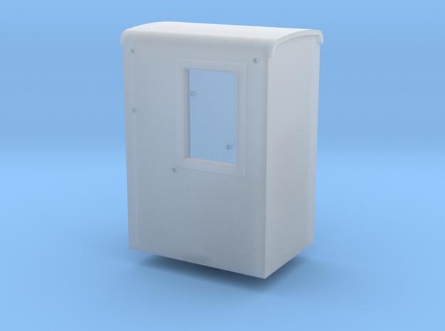 O Scale PRR Brakeman's Tender Short Roof Cabin in Smooth Fine Detail Plastic