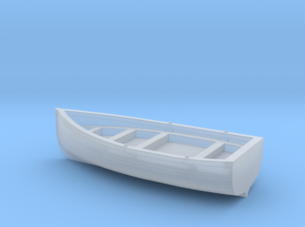 Manly Ferry Rescue Boat in Smoothest Fine Detail Plastic