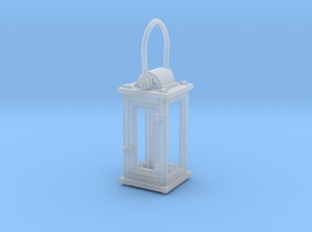 18th Century Lantern HU 35 in Smooth Fine Detail Plastic
