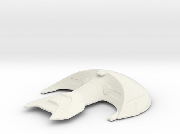 D-kora Class in White Natural Versatile Plastic
