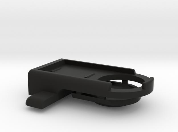 Preston HU-3 Endboard Shutter in Black Natural Versatile Plastic