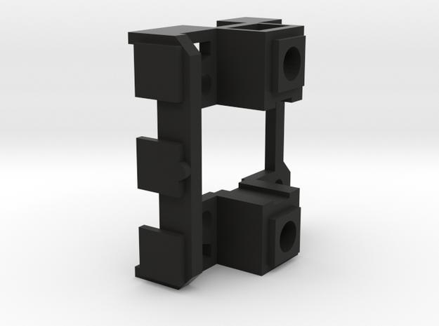Ubiquiti Unifi Switch (8-poorts, 150W PoE+) Bracke in Black Natural Versatile Plastic