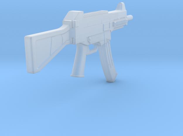 1:6 Miniature PUBG UMP Stock in Smooth Fine Detail Plastic