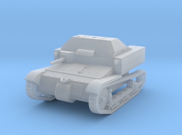 1/72 T-27 tankette in Smooth Fine Detail Plastic