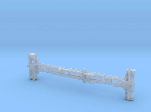 FAU00-003-01 Untergestell Rahmen in Smooth Fine Detail Plastic