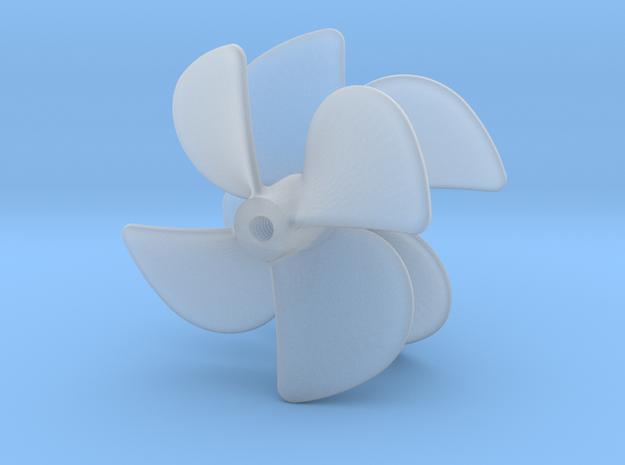 STANTUG 2208 - propeller (2pcs) in Smooth Fine Detail Plastic