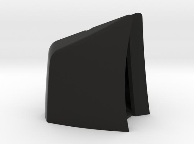G35 (R&L Outside Bracket Joined) in Black Natural Versatile Plastic