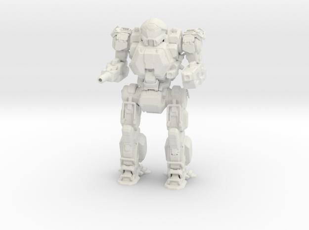 ENF-4R Enforcer Mechanized Walker System  in White Natural Versatile Plastic