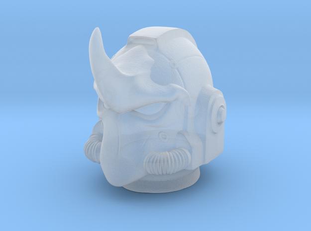 Marine_mkRhino_helmet in Smooth Fine Detail Plastic