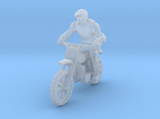 MX BikeRider   1:120 TT in Smooth Fine Detail Plastic