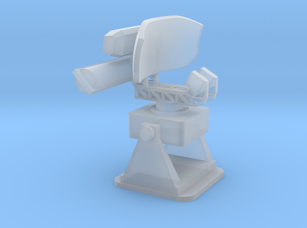 1/96 scale Selex RAN-30XI 2D medium Range Radar in Smooth Fine Detail Plastic