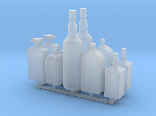 1/24 1/25 Liquor bottles for diorama