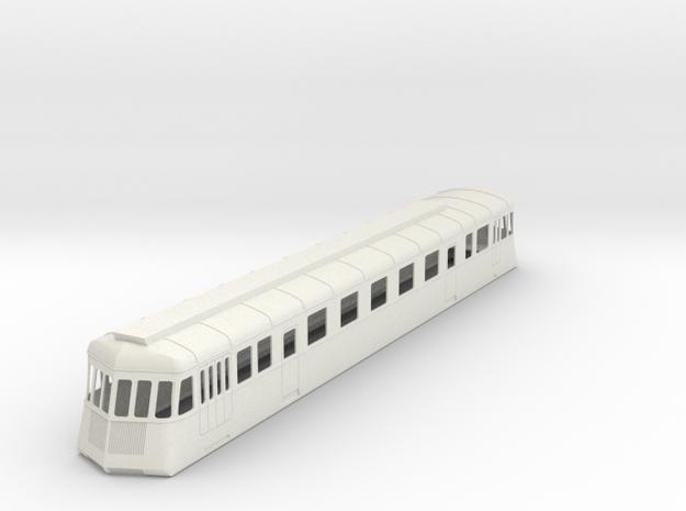 d-43-renault-abh-1-series2-railcar in White Natural Versatile Plastic