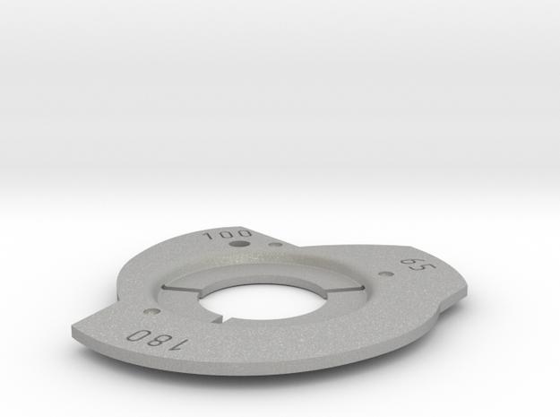 Focus Cam for 65mm-100mm-180mm on Technika 70/23 in Aluminum