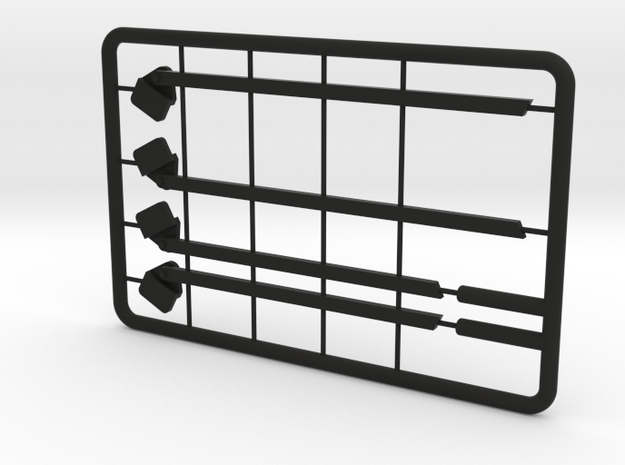 AMT GEN 2 LADDER BARS in Black Natural Versatile Plastic