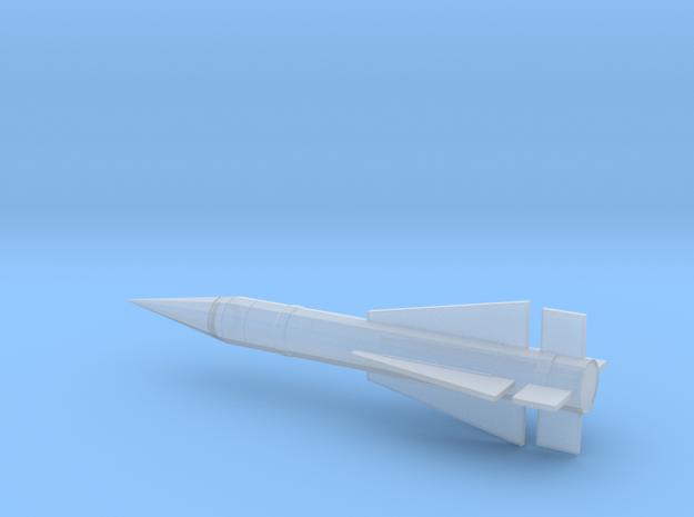 1:12 Miniature AIM 54 Phoenix Missile in Smooth Fine Detail Plastic: 1:24