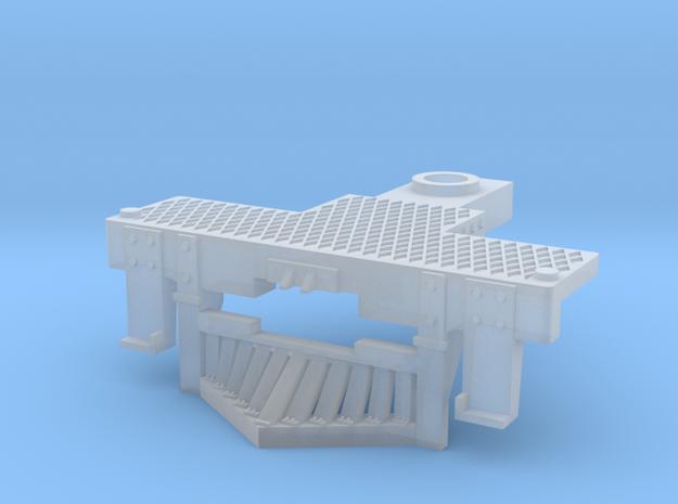 Altlas 4-6-2 Pilot N Scale (Z Scale MT Coupler Poc in Smooth Fine Detail Plastic