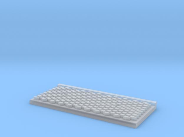 BG00-002-02 Übergang Riffelblech Seiten in Smooth Fine Detail Plastic
