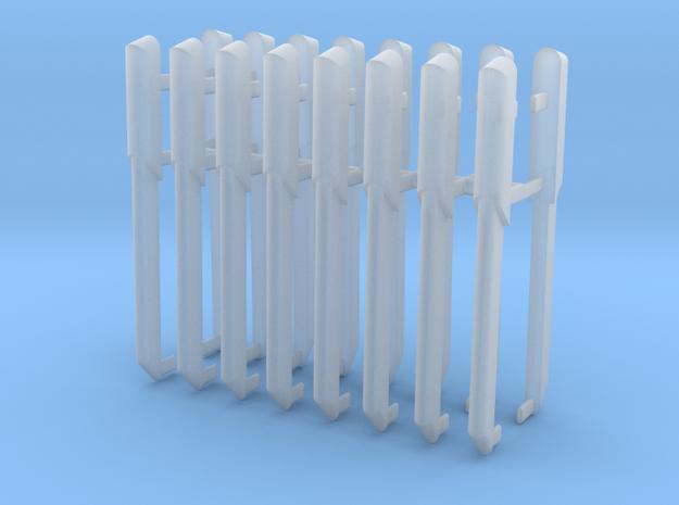 1/1000 Warp Plasma Conduit Ver.2 16pk. in Smooth Fine Detail Plastic