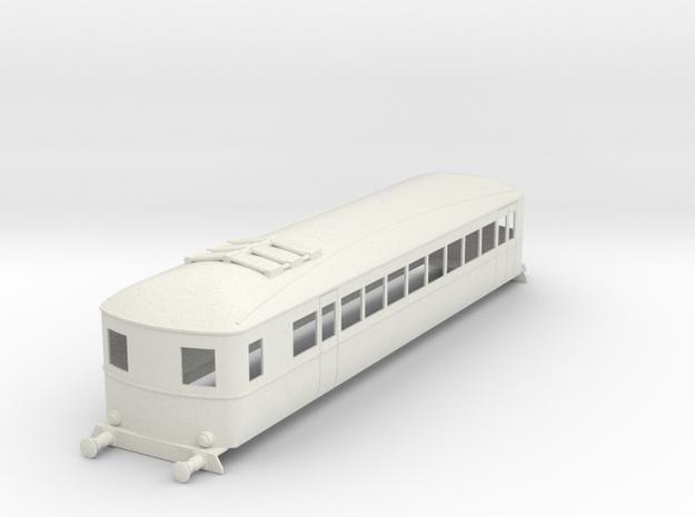 o-50-gnri-railcar-b in White Natural Versatile Plastic