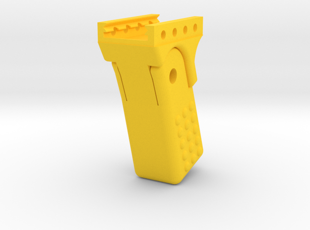HMP Foregrip for Airsoft Inspired by Halo 2 M7 SMG