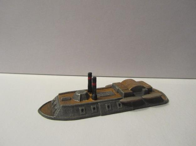 1/600 City Class gunboat  in White Natural Versatile Plastic
