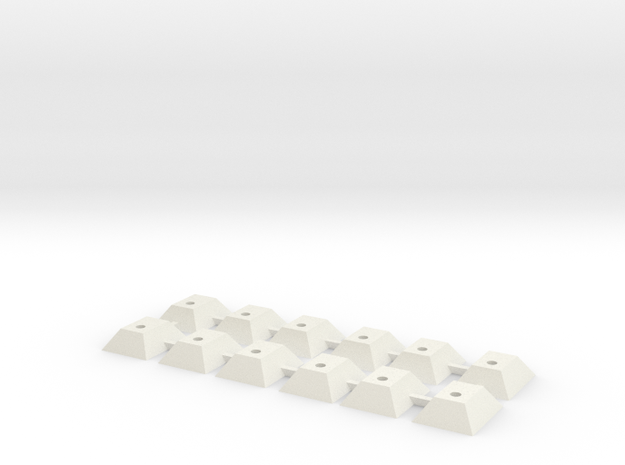 Signal base for Bob H.   in White Natural Versatile Plastic