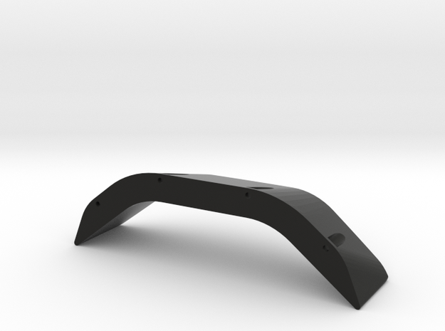 UTF001 Universal Fender in Black Natural Versatile Plastic