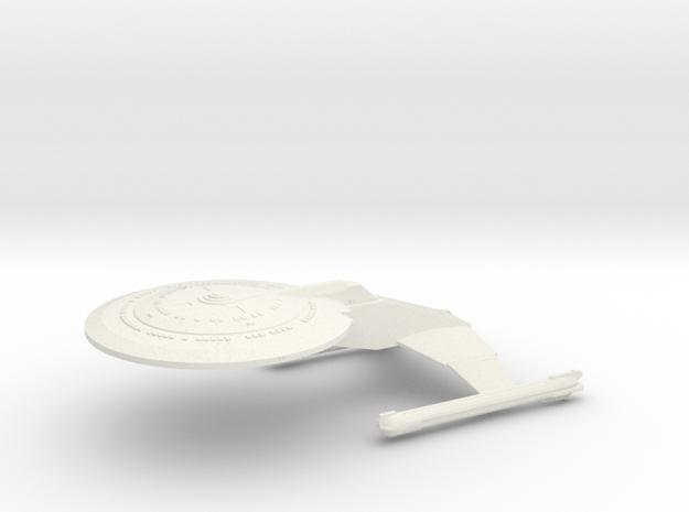 1/2500 Hardin class in White Natural Versatile Plastic