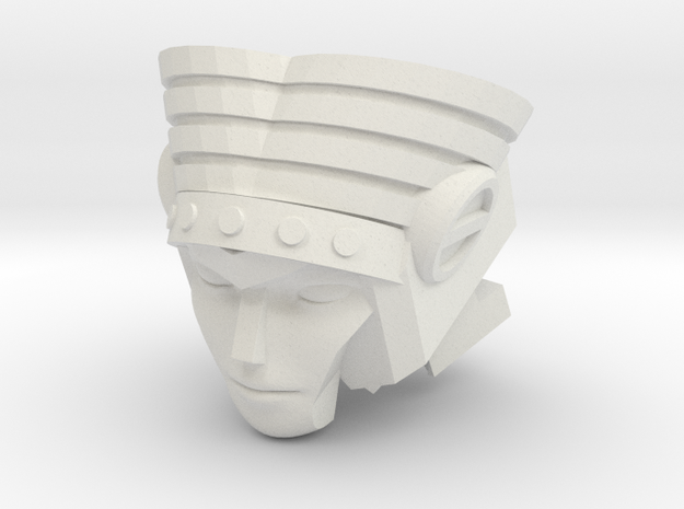 Nancy the Junkion (G1 variant) for PotP Novastar in White Natural Versatile Plastic