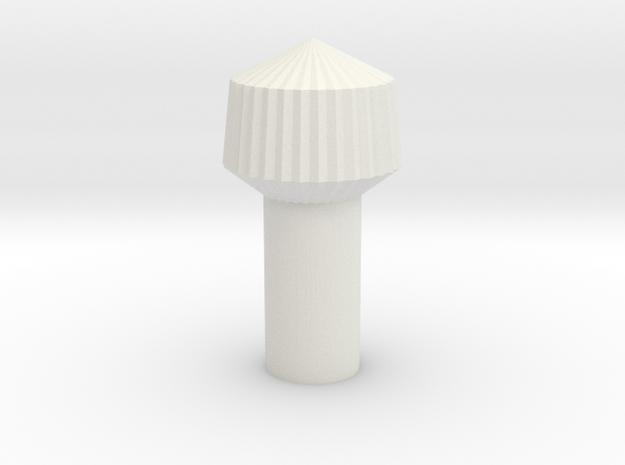 Kill Key4 in White Natural Versatile Plastic