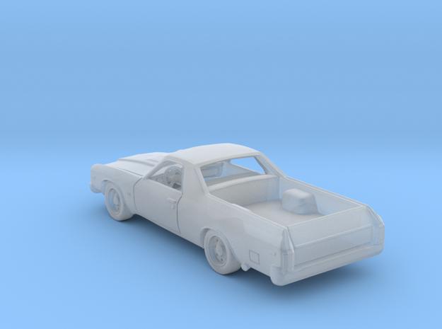 Chevrolet El Camino 1:120 TT in Smooth Fine Detail Plastic