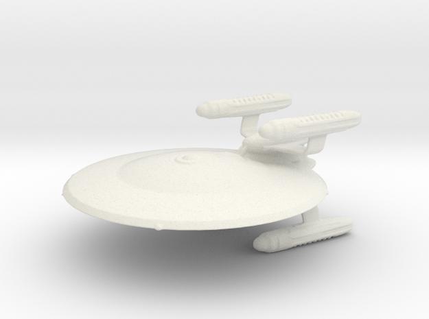 Long Range Science Cruiser in White Natural Versatile Plastic