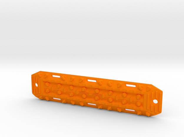 Ultimate Sandtracks Sandladders (Single set) in Orange Processed Versatile Plastic