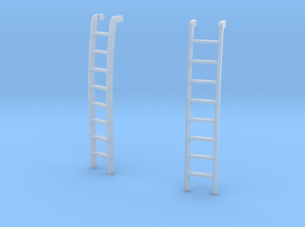 Rear Ladders in Smoothest Fine Detail Plastic