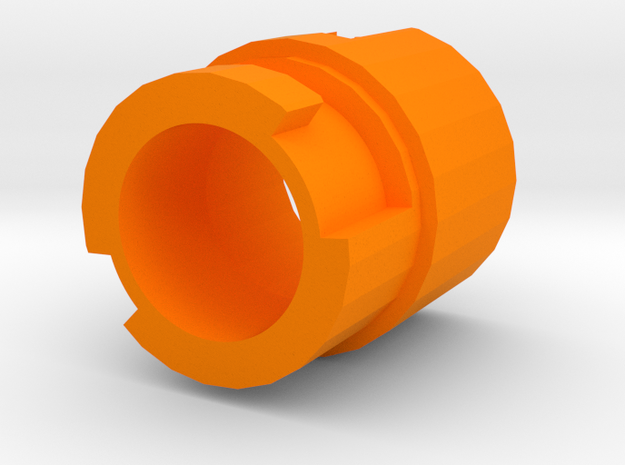 Modulus Muzzle Adapter for Nerf RevReaper