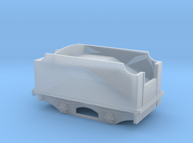 009 Maunsell Tender 1 (Slab Sides) in Smooth Fine Detail Plastic