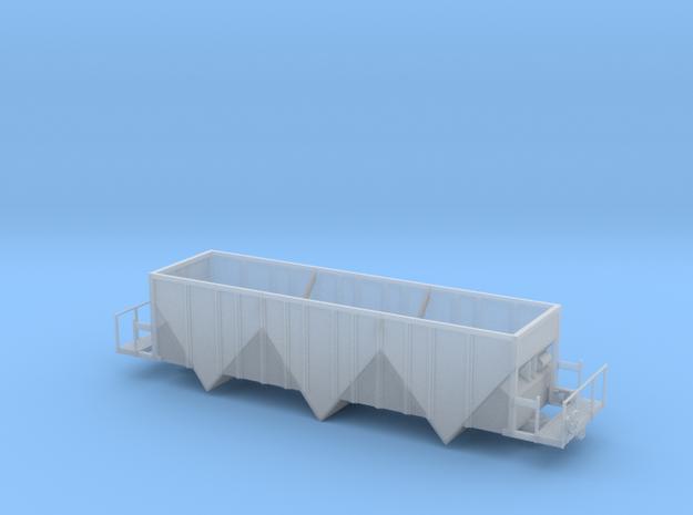 Aggregate Gondola IV - HOscale in Smooth Fine Detail Plastic