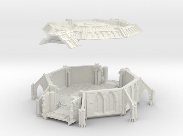 AnphelionBase_RoomDelta in White Natural Versatile Plastic