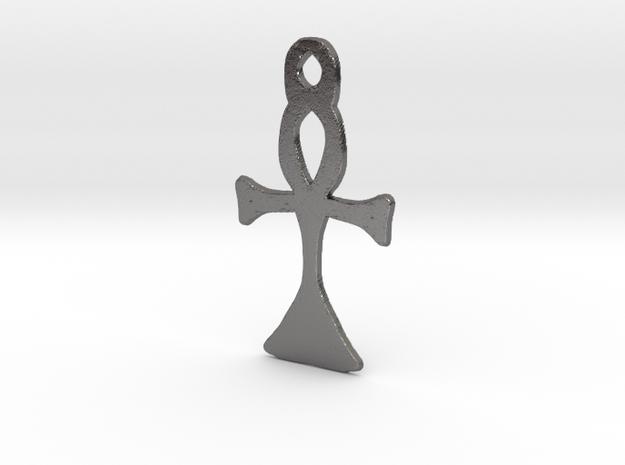 :Simple Ankh: Pendant 3d printed