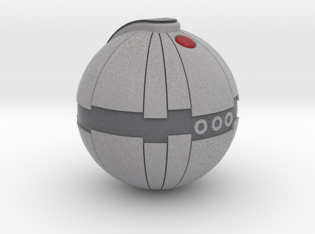 Thermal Detonator (full color) in Full Color Sandstone
