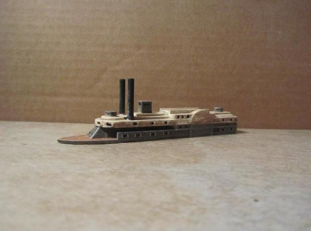 1/600 USS Ouachita in White Natural Versatile Plastic