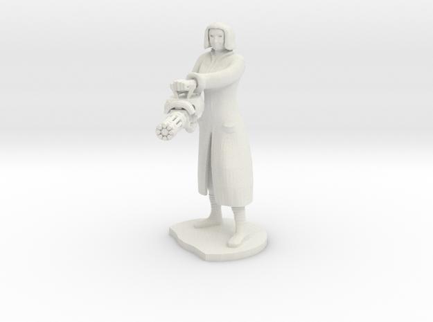 Female Mini gunner