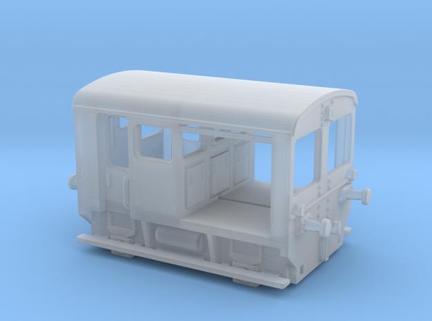 1:220 SBB RhB Rangiertraktor Tm 2 2  in Smooth Fine Detail Plastic